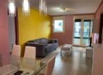 Wohnung Valencia vermieten salon2