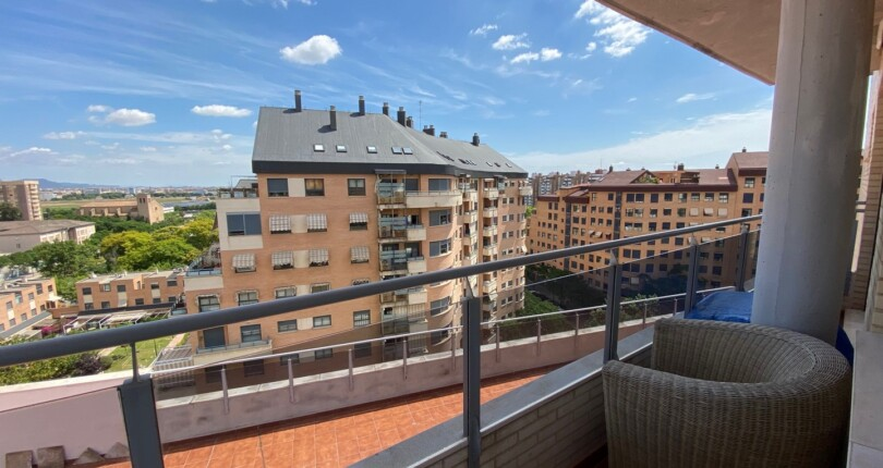 Spektakuläres Duplex-Penthouse zum Verkauf in Valencia, Alfahuir