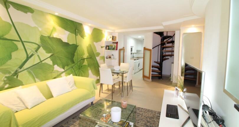 Schöne Maisonette in einem herrschaftlichen Stadthaus zu verkaufen, Valencia Zentrum