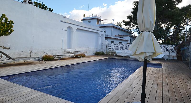 Landestypisches Haus im Zentrum von La Canyada zu verkaufen