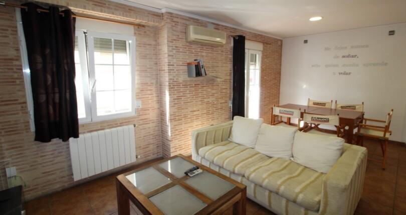 Renovierte Wohnung zu verkaufen, Valencia-Torrefiel